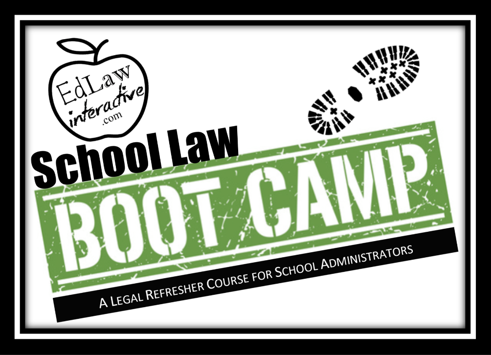 School Law Boot Camp