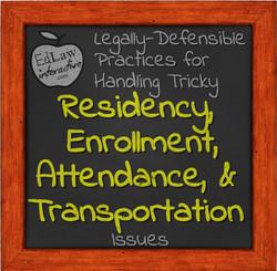 Residency Enrollment Attendance and Tran