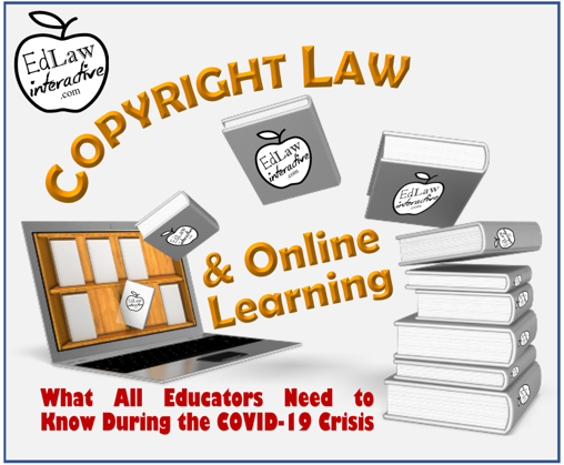 Copyright Law and Online Learning