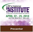 2018 LRP Presenter Badge.png