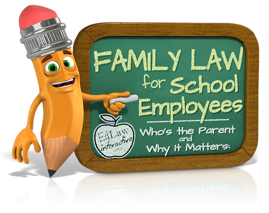 Family Law for School Employees Icon