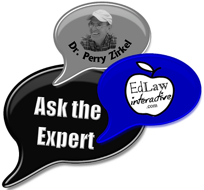Ask the Expert - Dr. Perry Zirkel.png