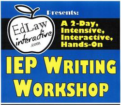 IEP Writing Workshop Icon
