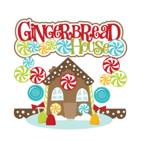Holiday Gingerbread House and Cookie Kit Drive