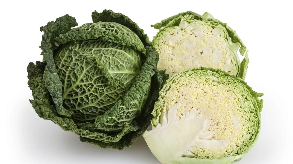 Cabbage 圆白菜