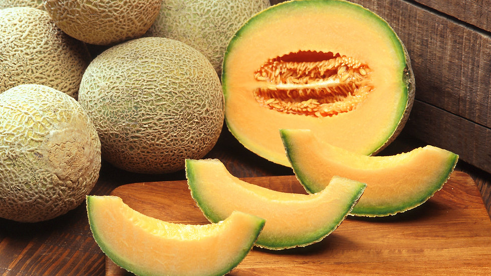 Cantaloupe 哈密瓜