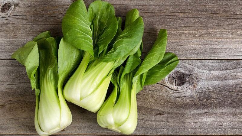 Buk-choy 上海菜