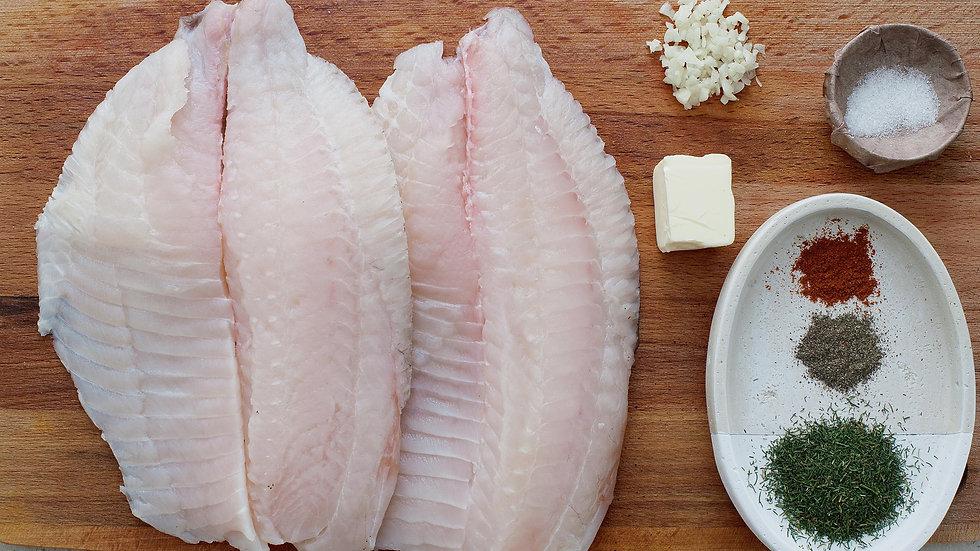 Tilapia Filet 罗非鱼片