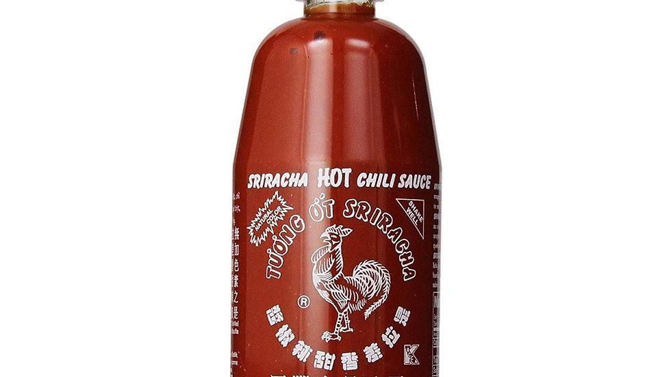 Sriracha Sauce 色拉差辣酱