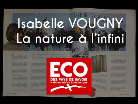 Isabelle VOUGNY - La nature à l'infini, ECO & VOUS