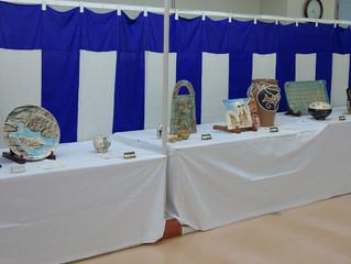 シンポ陶芸アカデミー作品展 終了しました。