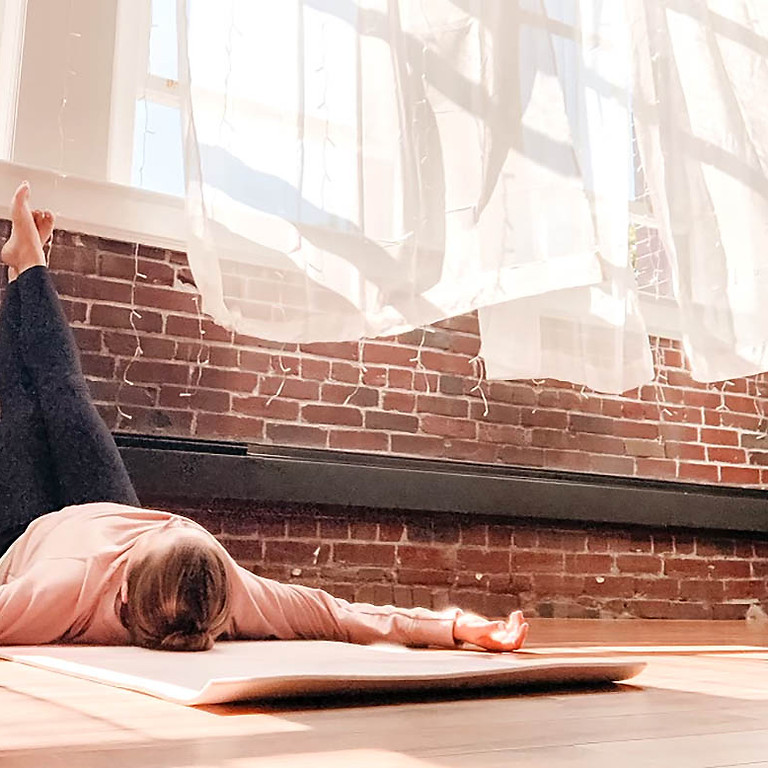Fall Equinox Yin + Yoga Nidra w/ Emily Taylor