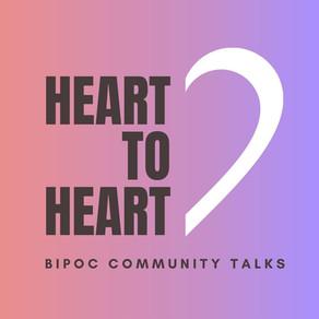Heart to Heart BIPOC Community Talks