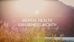 Free Classes in May ~ Mental Health Awareness Month