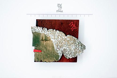 Kırmızı Yanak Serisi No: 11