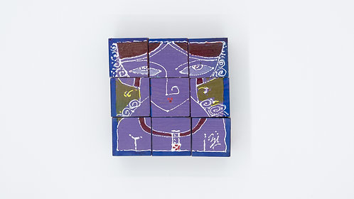 Bi'zzle Puzzle - No:12 (9 parça)