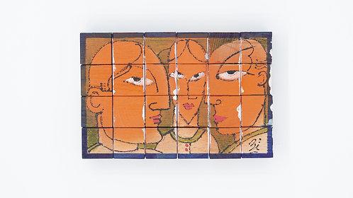 Bi'zzle Puzzle - No:16 (24 parça)