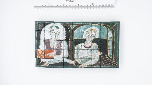 Bi'zzle Puzzle - No:18 (45 parça)