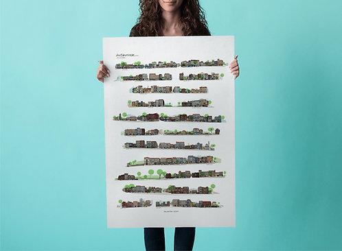 Kuzguncuk Posteri
