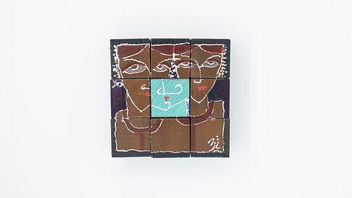 Bi'zzle Puzzle - No:10 (9 parça)