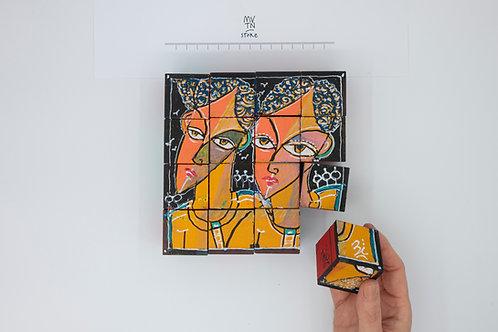 Bi'zzle Puzzle - No: 22 (16parça)