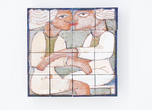 Bi'zzle Puzzle - No:15 (16 parça)