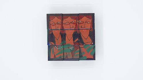 Bi'zzle Puzzle - No:11 (9 parça)