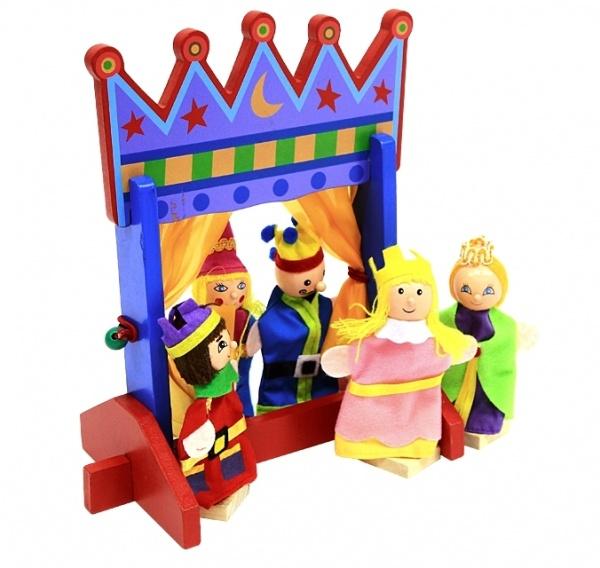Театр кукольный