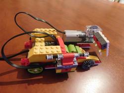 Робот-мусороуборщик