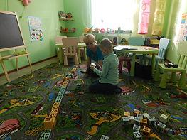 Обучение чтению, кубики Зайцева