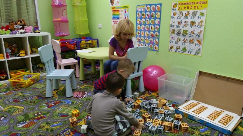 Обучение чтению кубики Зайцева
