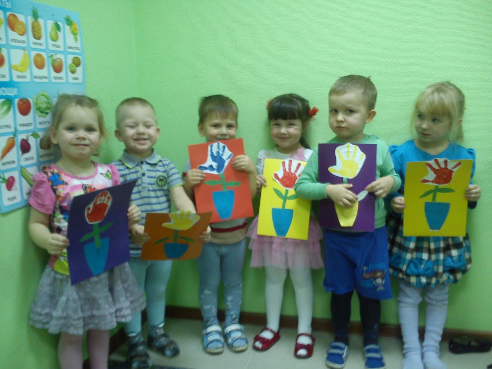 Математика для детей 3 - 4 лет