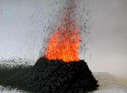 Химический вулкан