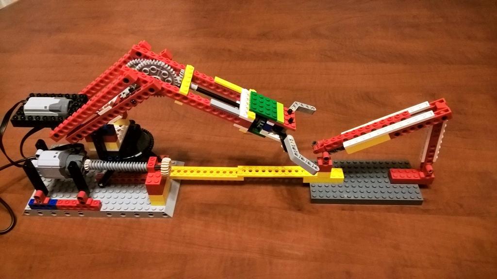 Сортировочный робот