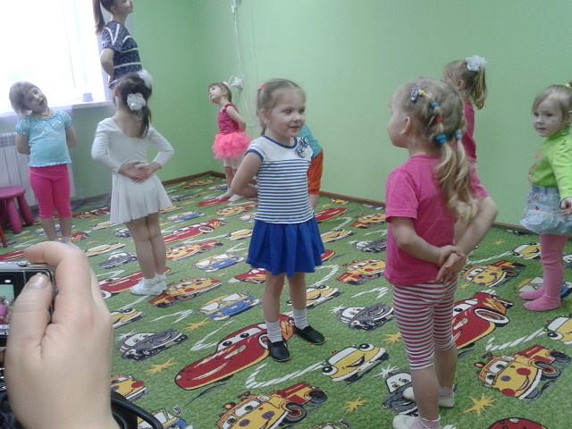 Танц-студия  Лучики 3