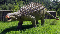 Динозавр Анкилозавр