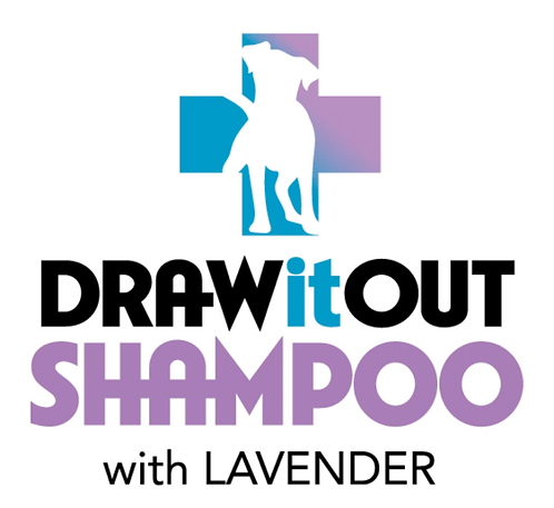 Draw It Out Soothing Dog Shampoo with Lavender 16oz