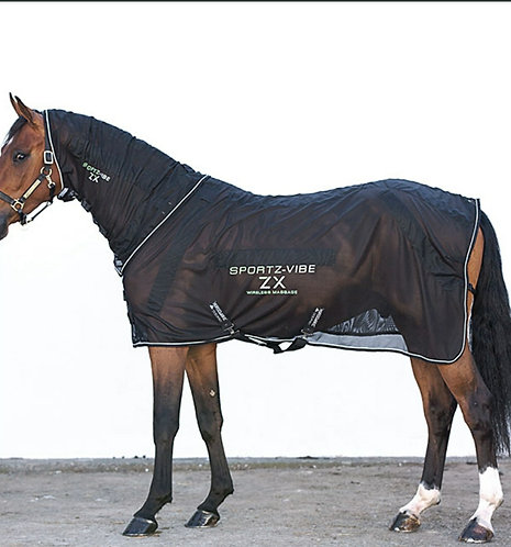 Sportz-Vibe® ZX® Horse Blanket – The Wireless Version