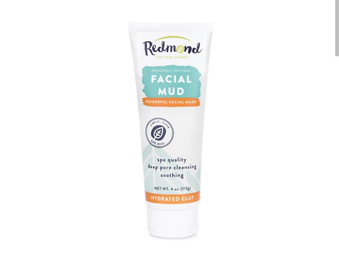 Redmond Clay Facial Mud (4 oz.)