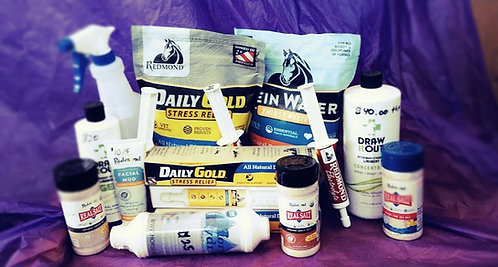 Bundle Basket *bundle may change as products run out* free gifts inside*