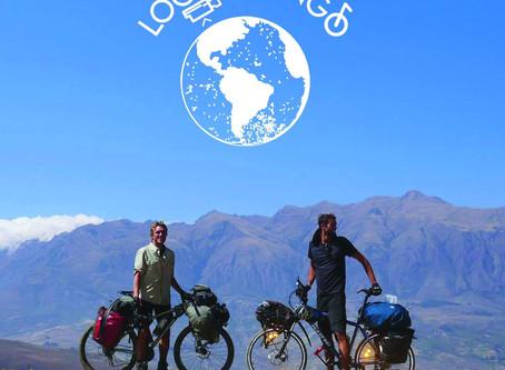 LocoLongo l'histoire d'un voyage extraordinaire à vélo à travers l'Amérique du Sud ! //