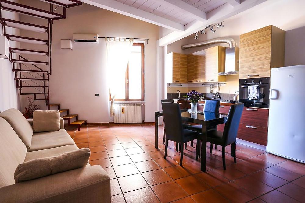Airbnb idéal pour les familles, Rome, Italy