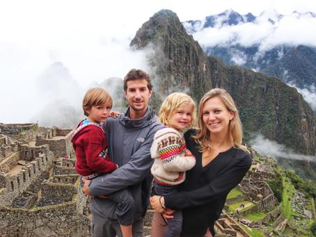 Comment survivre à l'altitude avec des enfants ?