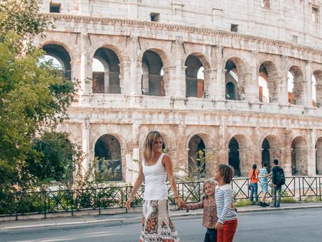 Un weekend à Rome, une escapade hors du temps