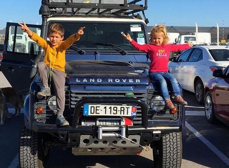 Comment amener son véhicule en Amérique du Sud (video + article) ? // How to ship your vehicle to So