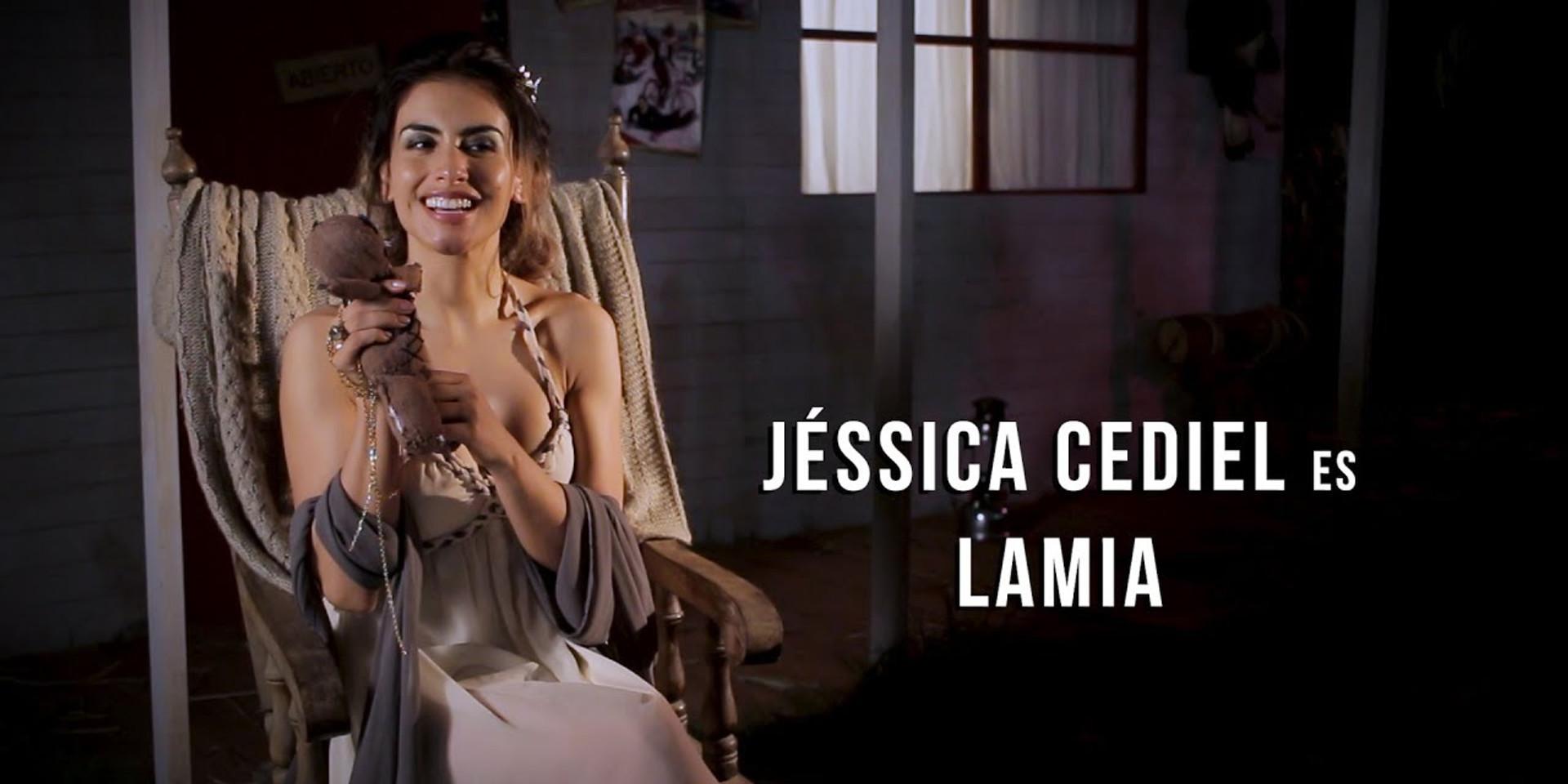 Jéssica Cediel es Lamia