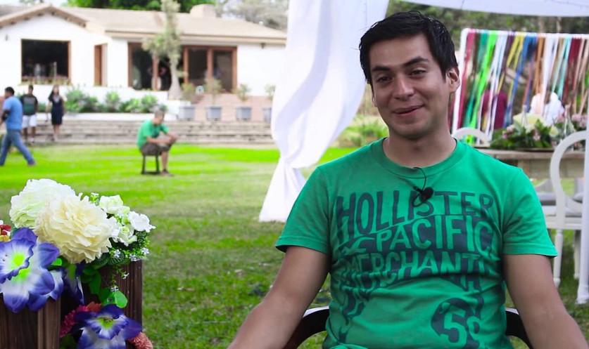 Emanuel Soriano es Fernando
