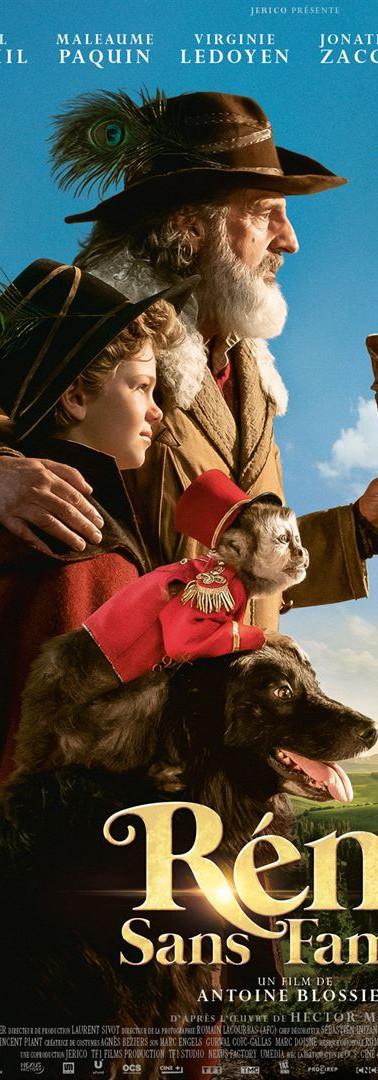 2. Remi, el pequeño huérfano (Rémi sans
