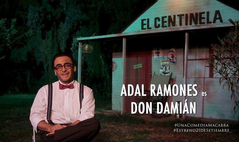 Adal Ramones es Don Damián