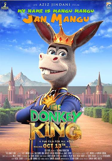 49. El Rey Burro (The Donkey King).jpg